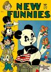 Cover for New Funnies (Dell, 1942 series) #76