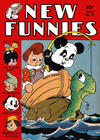 Cover for New Funnies (Dell, 1942 series) #77