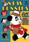 Cover for New Funnies (Dell, 1942 series) #78