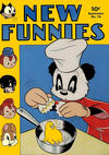 Cover for New Funnies (Dell, 1942 series) #79