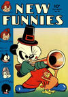 Cover for New Funnies (Dell, 1942 series) #82