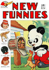 Cover for New Funnies (Dell, 1942 series) #87