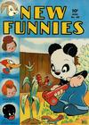 Cover for New Funnies (Dell, 1942 series) #88