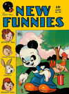 Cover for New Funnies (Dell, 1942 series) #90