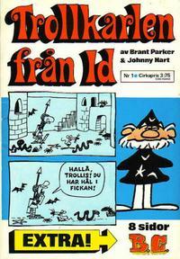 Cover Thumbnail for Trollkarlen från Id (Semic, 1972 series) #1