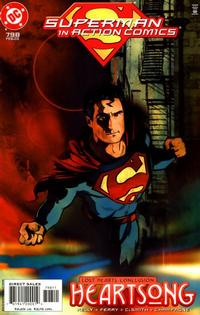 Cover Thumbnail for Action Comics (DC, 1938 series) #798 [Direct Sales]