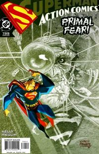 Cover Thumbnail for Action Comics (DC, 1938 series) #799 [Direct Sales]