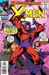 Cover Thumbnail for X-Men (Marvel, 1991 series) #-1 [Direct Edition]
