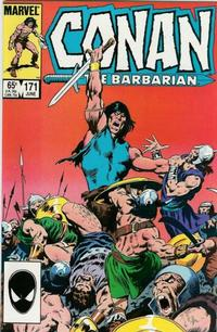 Cover Thumbnail for Conan the Barbarian (Marvel, 1970 series) #171 [Direct]