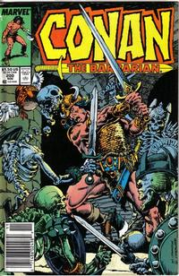 Cover Thumbnail for Conan the Barbarian (Marvel, 1970 series) #200 [Newsstand]