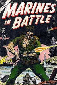 Cover Thumbnail for Marines in Battle (Marvel, 1954 series) #1