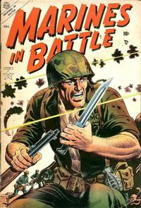 Cover Thumbnail for Marines in Battle (Marvel, 1954 series) #3