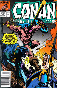 Cover Thumbnail for Conan the Barbarian (Marvel, 1970 series) #226 [Direct]