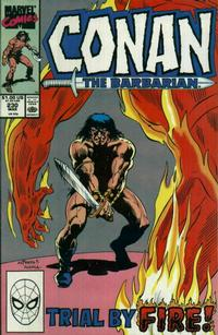 Cover Thumbnail for Conan the Barbarian (Marvel, 1970 series) #230 [Direct Edition]