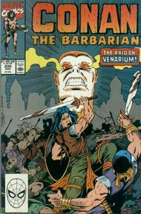 Cover Thumbnail for Conan the Barbarian (Marvel, 1970 series) #235 [Direct Edition]
