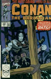 Cover Thumbnail for Conan the Barbarian (Marvel, 1970 series) #236 [Direct Edition]