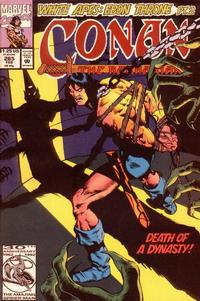 Cover Thumbnail for Conan the Barbarian (Marvel, 1970 series) #265 [Direct Edition]