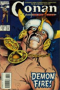 Cover Thumbnail for Conan the Barbarian (Marvel, 1970 series) #270 [Direct Edition]