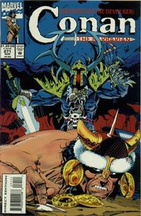 Cover Thumbnail for Conan the Barbarian (Marvel, 1970 series) #271 [Direct Edition]