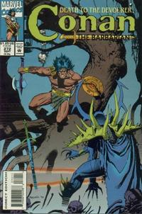 Cover Thumbnail for Conan the Barbarian (Marvel, 1970 series) #272 [Direct Edition]