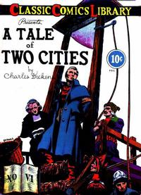 Cover Thumbnail for Classic Comics (Gilberton, 1941 series) #6 - A Tale of Two Cities