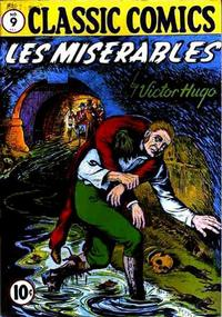 Cover Thumbnail for Classic Comics (Gilberton, 1941 series) #9 - Les Miserables