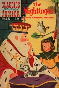 Cover Thumbnail for Classics Illustrated Junior (Gilberton, 1953 series) #522 [O] - The Nightengale
