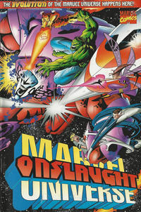 Cover Thumbnail for Onslaught: Marvel (Marvel, 1996 series) #1 [Cover A]