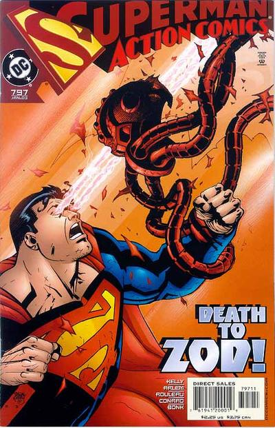 Cover for Action Comics (DC, 1938 series) #797