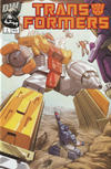 Cover for Transformers: Generation 1 (Dreamwave Productions, 2002 series) #1 [Third Printing]
