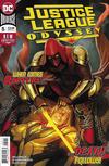 Cover for Justice League Odyssey (DC, 2018 series) #5 [Stjepan Šejić Cover]