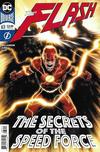 Cover for The Flash (DC, 2016 series) #63 [Rafa Sandoval & Jordi Tarragona Cover]