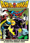 Cover for A Teia do Aranha (Editora Abril, 1989 series) #20