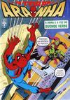 Cover for A Teia do Aranha (Editora Abril, 1989 series) #16