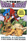 Cover for A Teia do Aranha (Editora Abril, 1989 series) #18