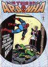 Cover for A Teia do Aranha (Editora Abril, 1989 series) #22