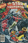 Cover for All-Star Squadron (DC, 1981 series) #34 [Canadian]