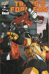 Cover for Transformers: Generation 1 (Dreamwave Productions, 2002 series) #4