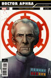 Cover Thumbnail for Doctor Aphra (2017 series) #22 [Rod Reis 'Galactic Icon' (Grand Moff Tarkin)]