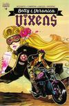 Cover for Betty & Veronica: Vixens (Archie, 2017 series) #4 [Cover A Eva Cabrera]
