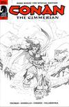 Cover for Conan the Cimmerian (Dark Horse, 2008 series) #1 / 51 [Dark Horse 100 Special Edition Giorello Sketch Cover]