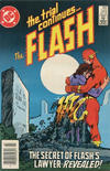 Cover for The Flash (DC, 1959 series) #343 [Canadian]
