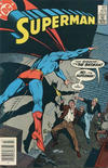 Cover for Superman (DC, 1939 series) #405 [Canadian]