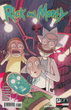 Cover for Rick and Morty (Oni Press, 2015 series) #46 [Cover A]