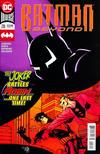 Cover Thumbnail for Batman Beyond (2016 series) #28