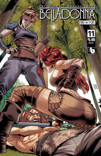 Cover Thumbnail for Belladonna: Fire and Fury (Avatar Press, 2017 series) #11