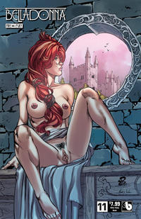 Cover Thumbnail for Belladonna: Fire and Fury (Avatar Press, 2017 series) #11 [Killer Body Nude Cover]