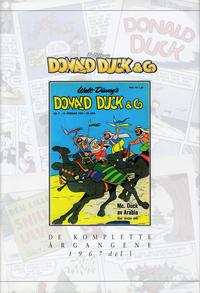 Cover Thumbnail for Donald Duck & Co De komplette årgangene (Hjemmet / Egmont, 1998 series) #[85] - 1967 del 1
