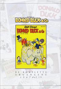 Cover Thumbnail for Donald Duck & Co De komplette årgangene (Hjemmet / Egmont, 1998 series) #[88] - 1967 del 4