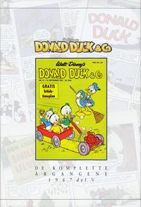 Cover Thumbnail for Donald Duck & Co De komplette årgangene (Hjemmet / Egmont, 1998 series) #[89] - 1967 del 5